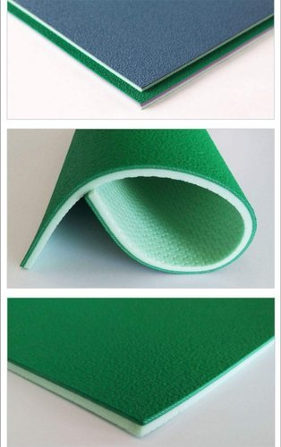 Badminton Court Material