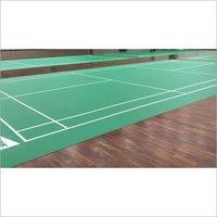 Badminton Courts Vinyl Mat