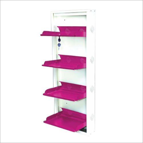 Steel Wall Mounted Shoe Rack