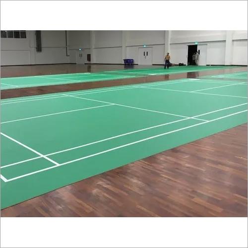 Badminton Court Vinyl Mat