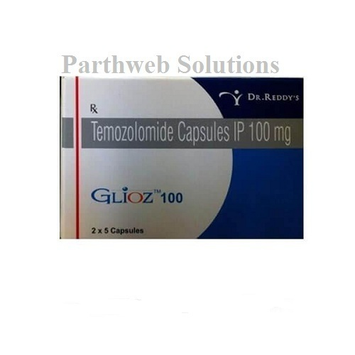 GLIOZ 100MG Temozolomide Capsules