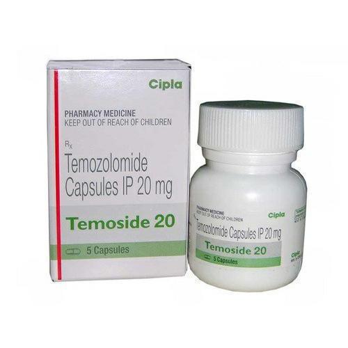 TEMOSIDE 20MG CAPSULES
