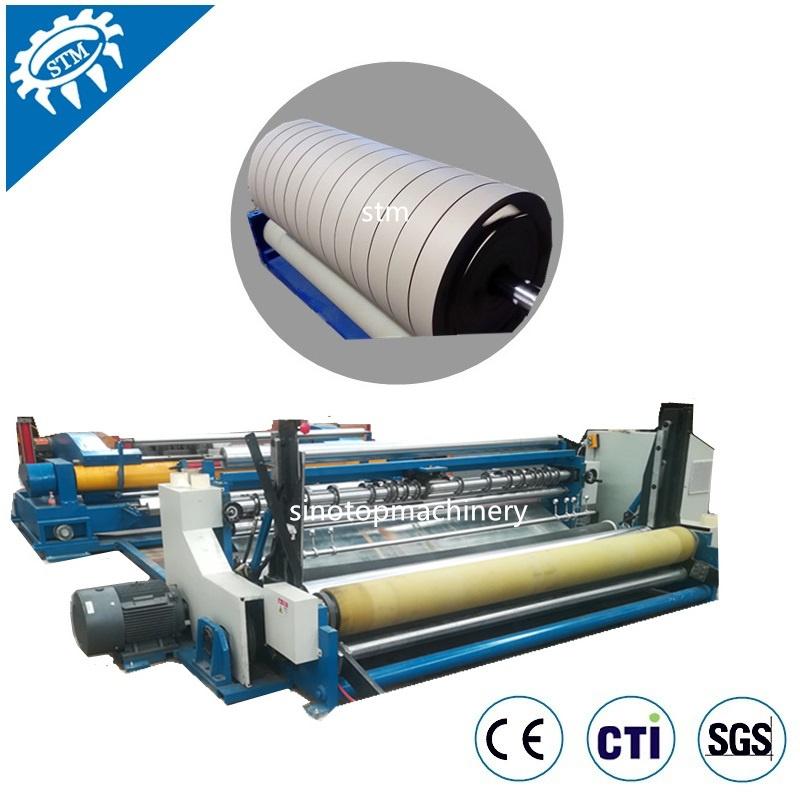1600MM Jimbo Paper Slitting rewinding Machine