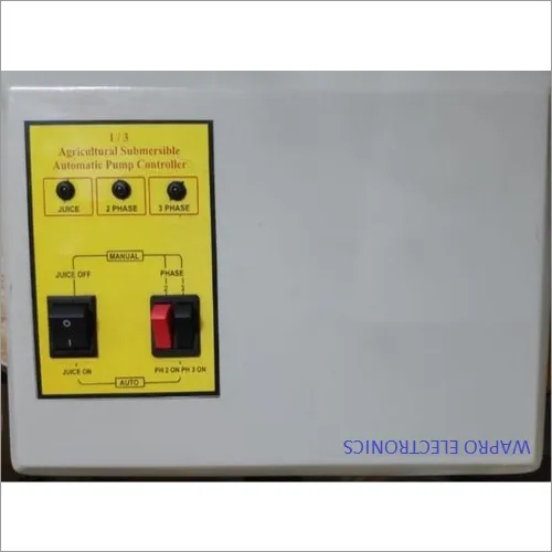 3hp to 10 Hp 1.2 Submersible Pump Control Panel