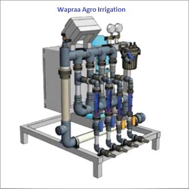 Wapraa Fertilizer Injetect Irrigation Machine