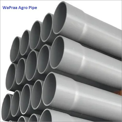 PVC, HDPE and Plastic Pipes