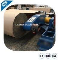 2500mm180m/min Jumbo paper slitter rewinder machine