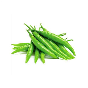 Organic Green Chillies