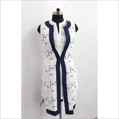 Ladies Embroidered Shrug