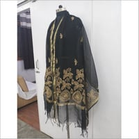 Hand Embroidered Dupatta