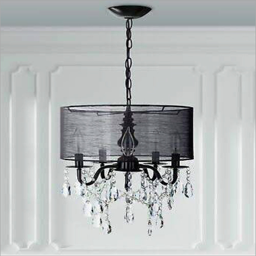 Crystal Design Chandelier