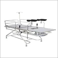 Obstetric Labour Table Telescopic (Fixed Height)