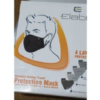 4 Layer Protection Mask
