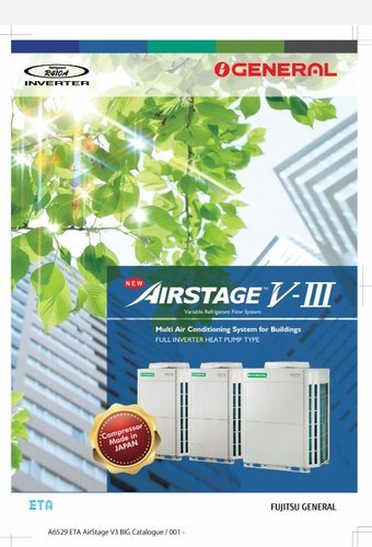 Multi Air Conditioning System for Building