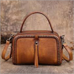 Ladies Designer Leather Handbag