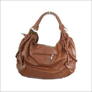 Ladies Handmade Leather Handbag