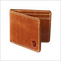 Mens Handmade Leather Wallet