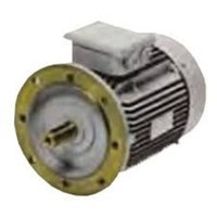 Siemens 1LA2 134-6NA80 -5.5KW, 7.5HP 6P, Foot, 1000 RPM