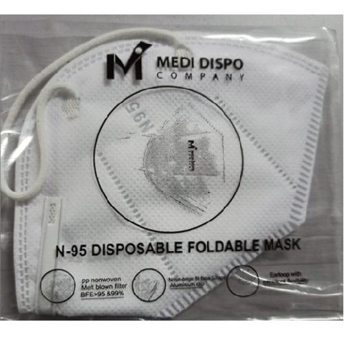 Medi Dispo N95 Mask