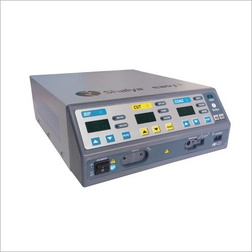 Digital Electrosurgical Generator