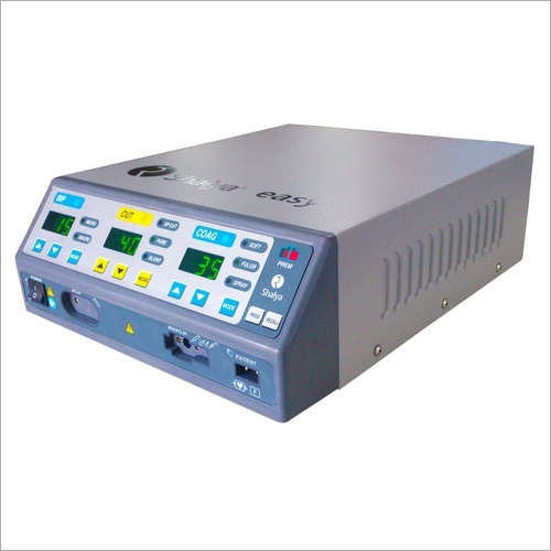 Electrosurgical Diathermy Unit For Endoscopic Surgery