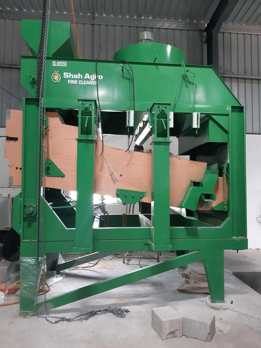 Paddy Processing Machine