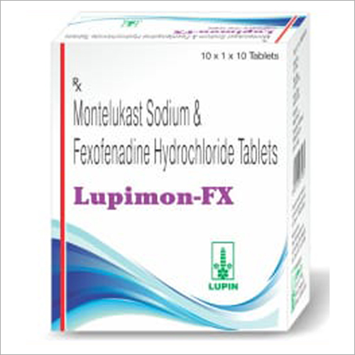 Montelukast Sodium And Fexofenadine Hydrochloride Tablets