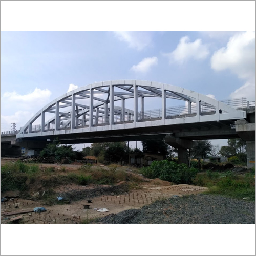 Highway Road Over Bridge Project