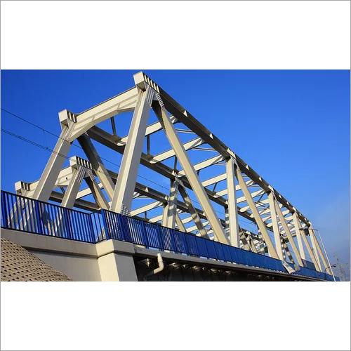 Open Web Girder Bridge Railway Projects