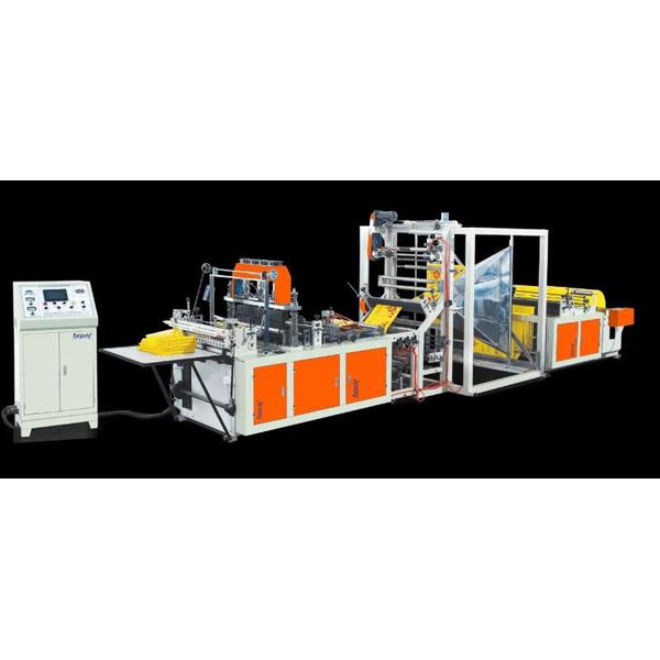 Automatic Non Woven Making Machine