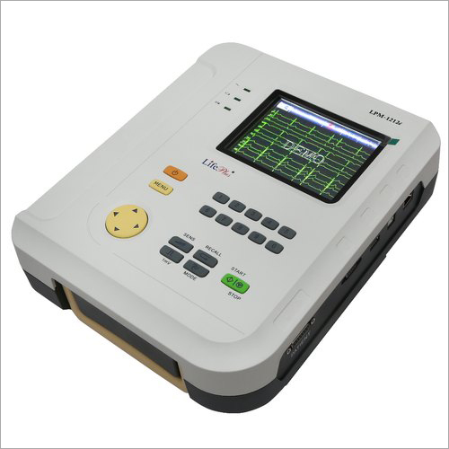 Wireless ECG Machine