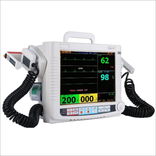 LPM-403 C Biphasic Defibrillator