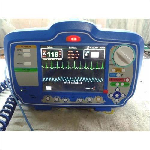 Medical Biphasic Defibrillator