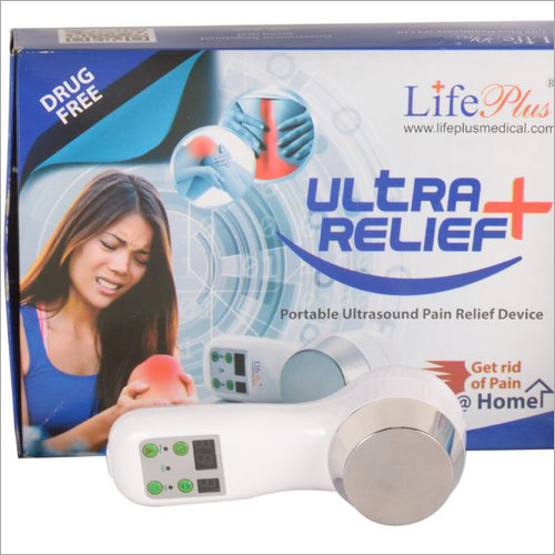 Ultrasound Pain Relief Device