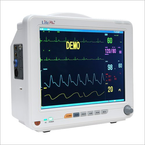 Model No-LPM-903 Multipara Patient Monitor