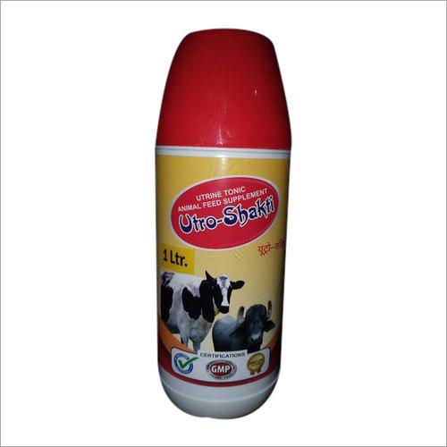 Uterine Tonic Animal Feed Supplement