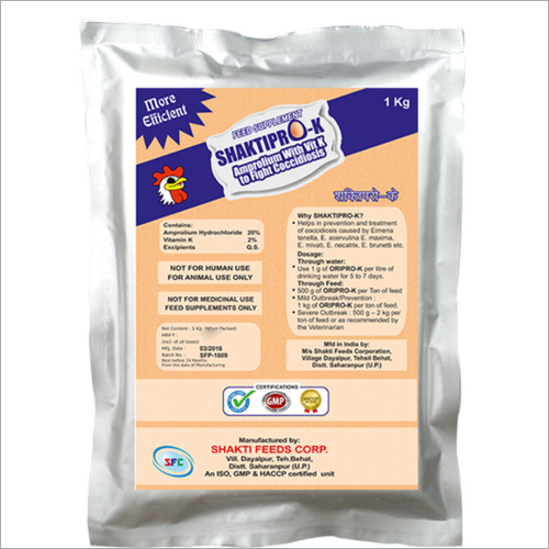 Shaktipro-K Feed Supplement