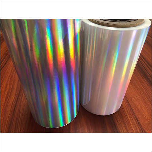 Holographic Metalized Film