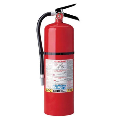 6kg BC Dry Powder Type Fire Extinguisher