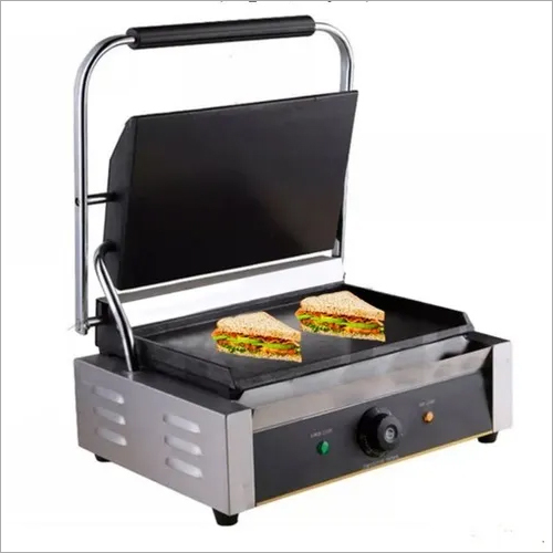 Sandwich Panini Griller (Flat) 2.2 Kw Commercial Large