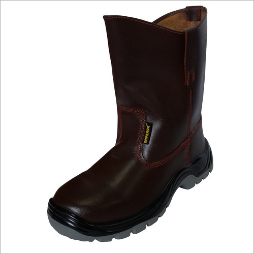Leather Rigger Safety Shoes