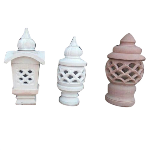 Decorative Stone Lamp