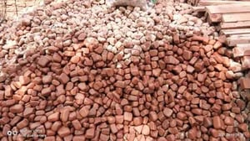 Red Sandstone Pebbles