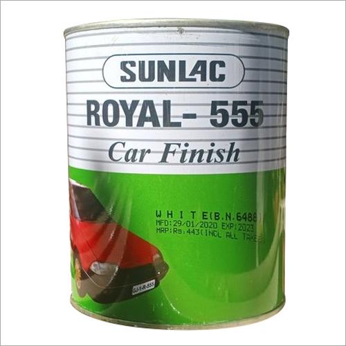 Royal - 555 Car Finish