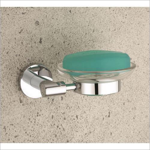 Brass Oval Brass Soap Dish