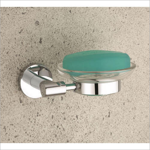 Oval Brass Soap Dish