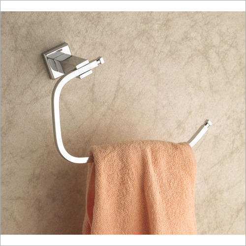 Brass Bath Towel Ring