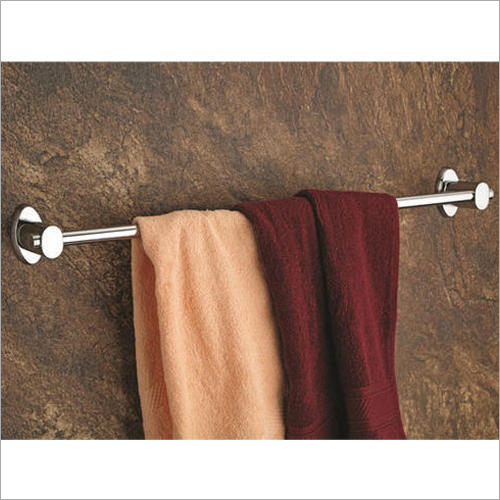 Brass Bathroom Towel Rod