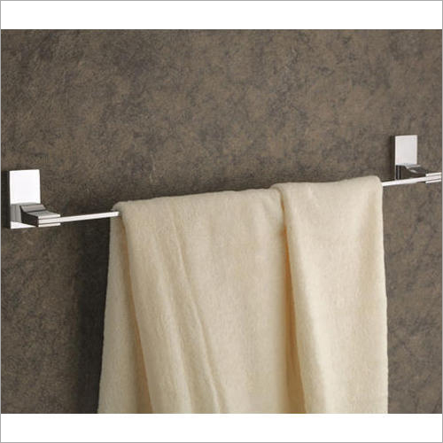 Brass Wall Mounted Towel Rod