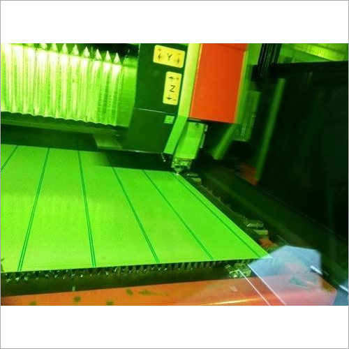 Laser Cutting Machine Job Work